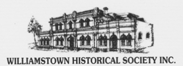 Williamstown Historical Society logo