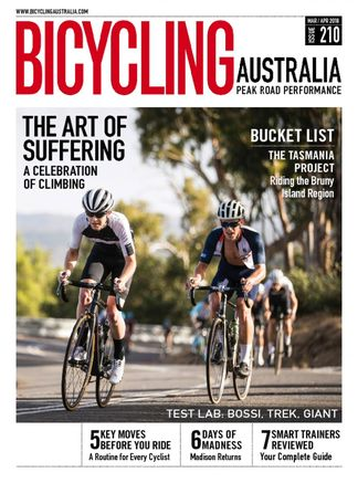 BicyclingAustralia