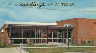 Libraries in Altona North Photographic Exhibition Online