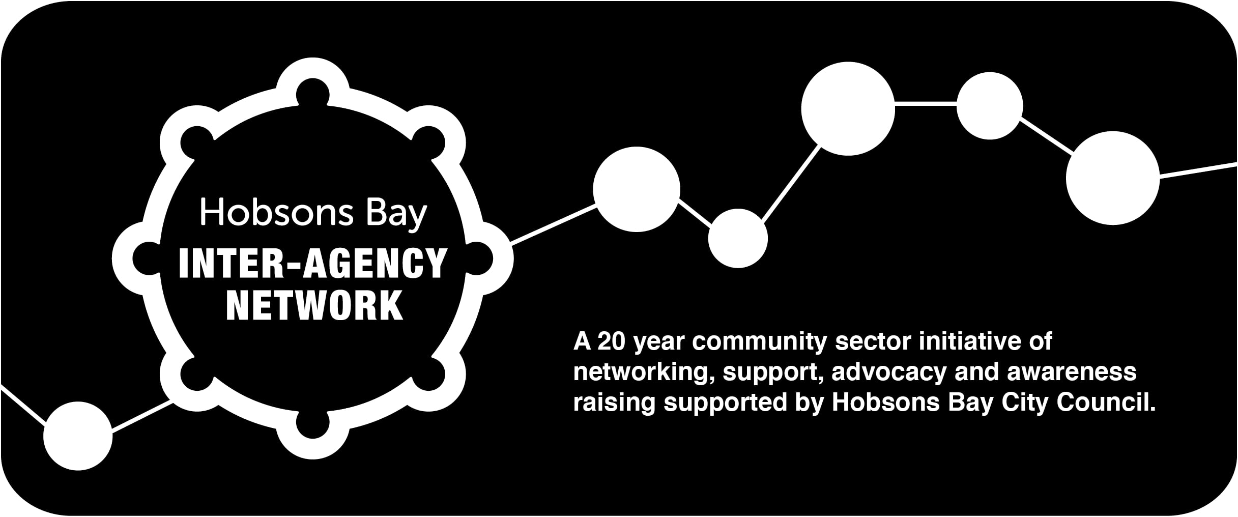 Hobsons Bay Inter Agency Network Logo 002