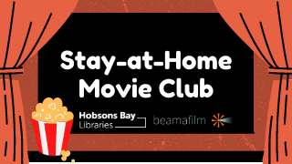 Stay-at-Home Movie Club