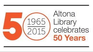 Altona Library 50th Birthday
