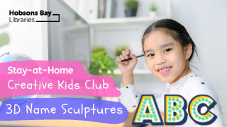 Stay at Home Creative Kids Club