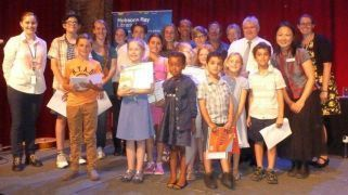 Summer Writing Competition Winners