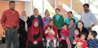 English Conversation Club at Laverton Community Hub