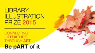 Library Illustration Prize 2015 - Be pART of it!