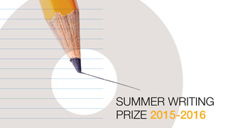 Summer Writing Prize 2015-2016