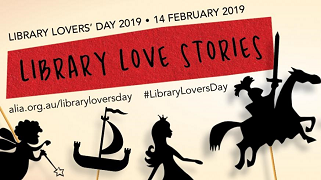 Library Lovers Day 2019